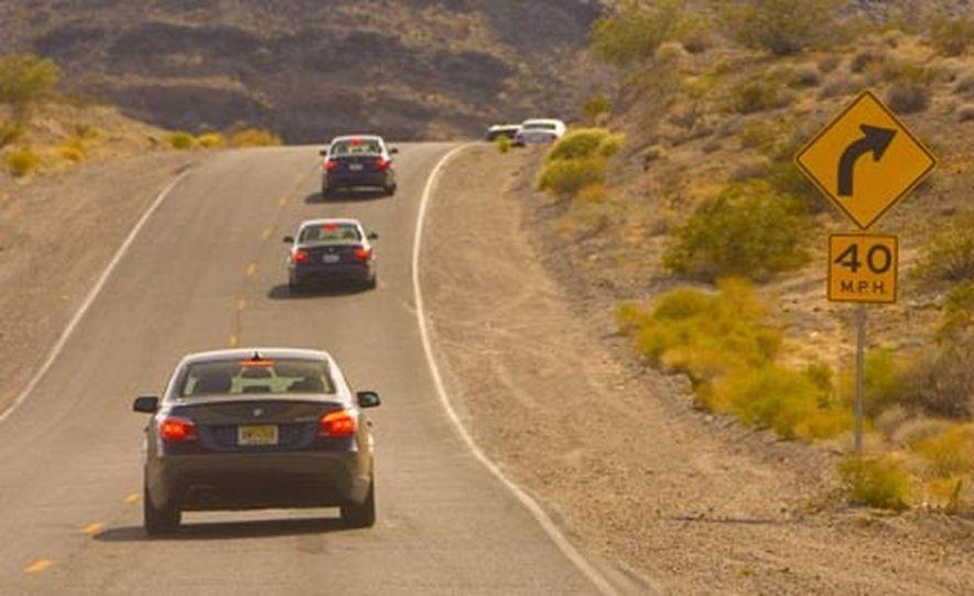 2008 BMW 5-series - Slide 9