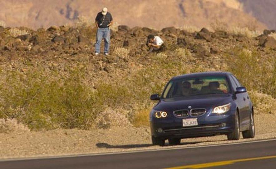 2008 BMW 5-series - Slide 11