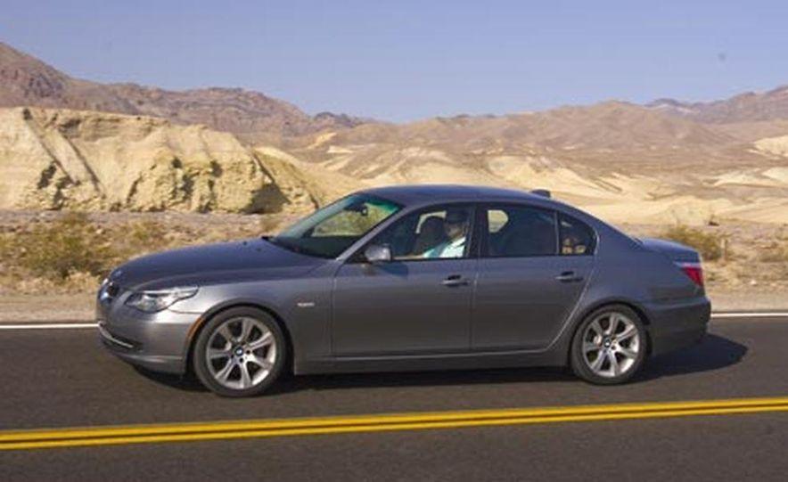 2008 BMW 5-series - Slide 13
