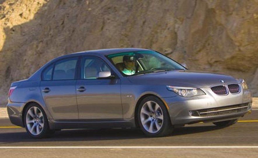 2008 BMW 5-series - Slide 14