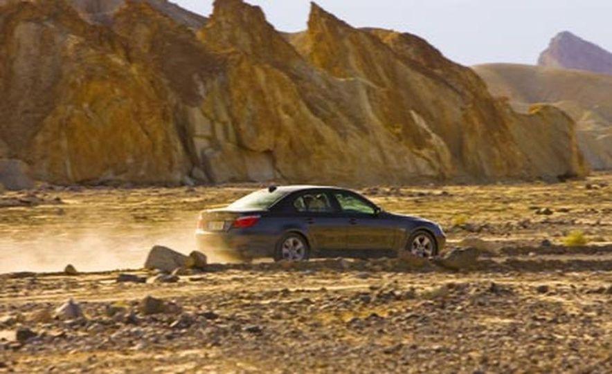 2008 BMW 5-series - Slide 15