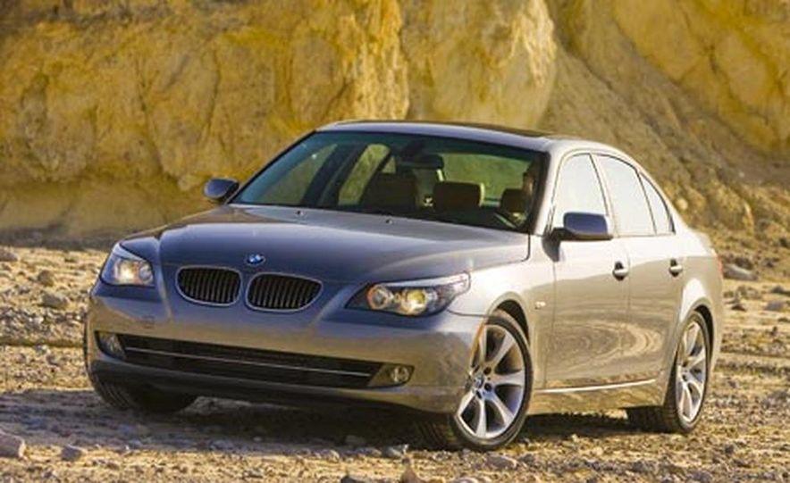 2008 BMW 5-series - Slide 16