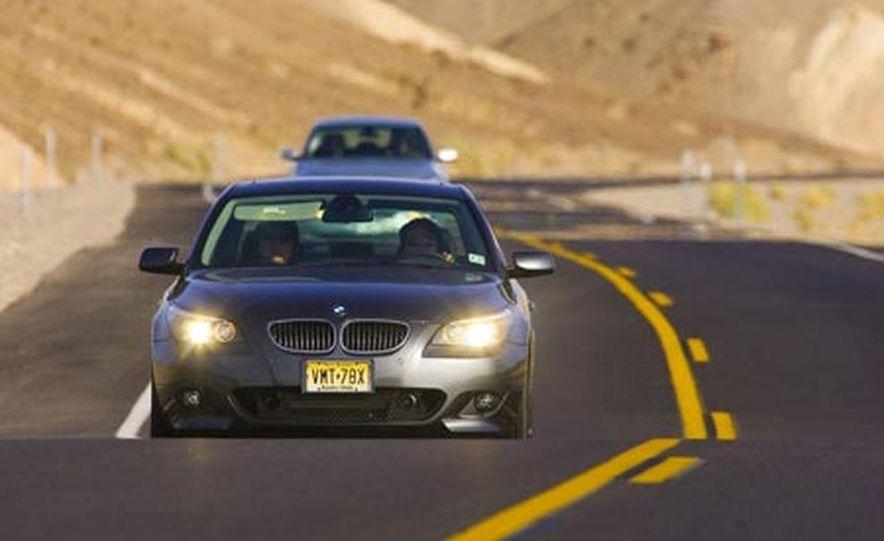 2008 BMW 5-series - Slide 18