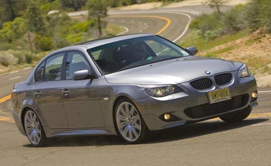 2008 BMW 5-series - Slide 19