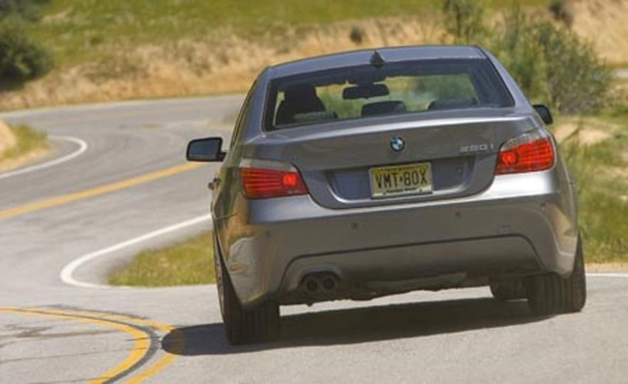 2008 BMW 5-series - Slide 20