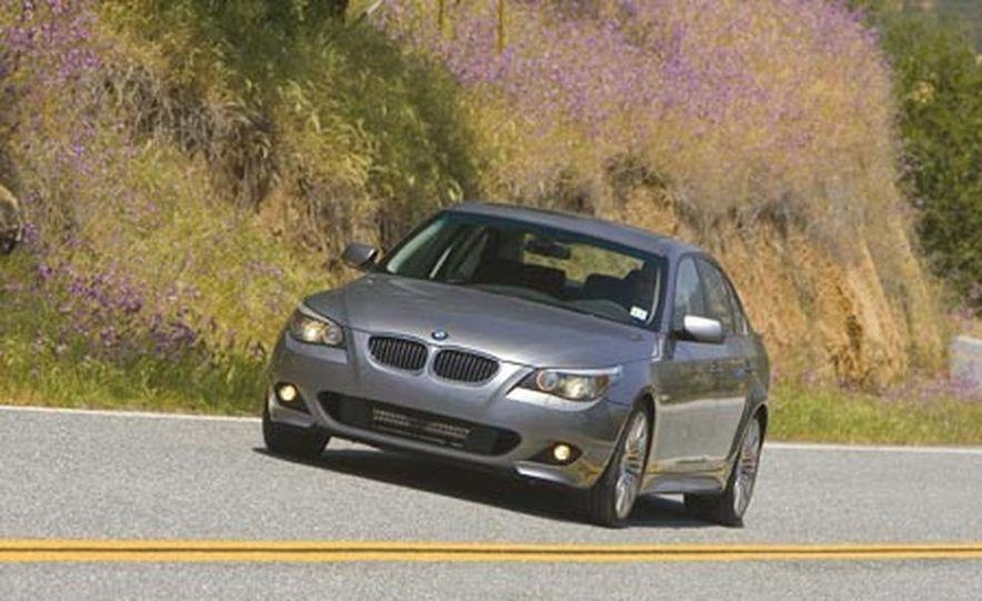 2008 BMW 5-series - Slide 21