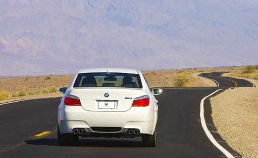 2008 BMW 5-series - Slide 24