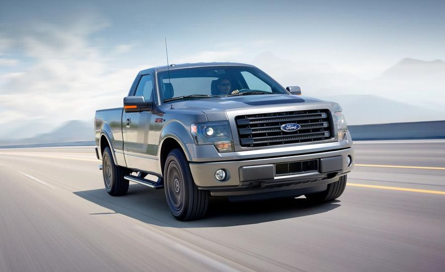 2014 Ford F-150 Tremor - Slide 1