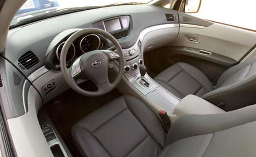 2008 Subaru Tribeca - Slide 9