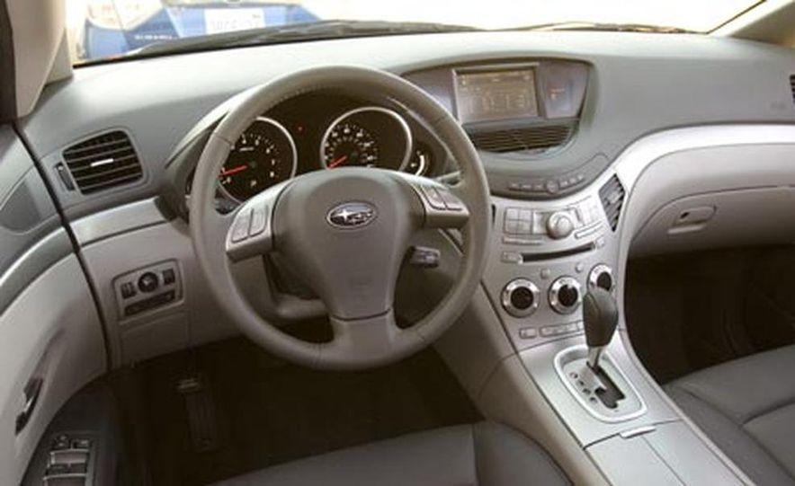 2008 Subaru Tribeca - Slide 10