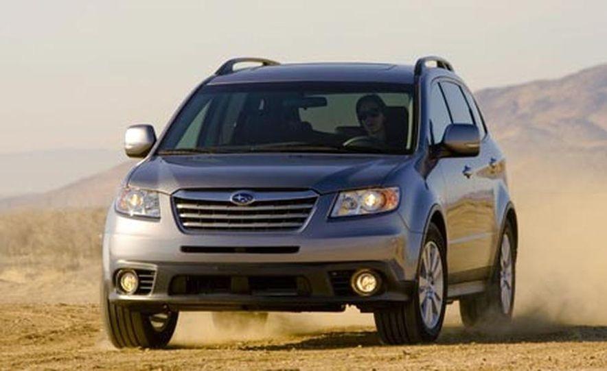 2008 Subaru Tribeca - Slide 3