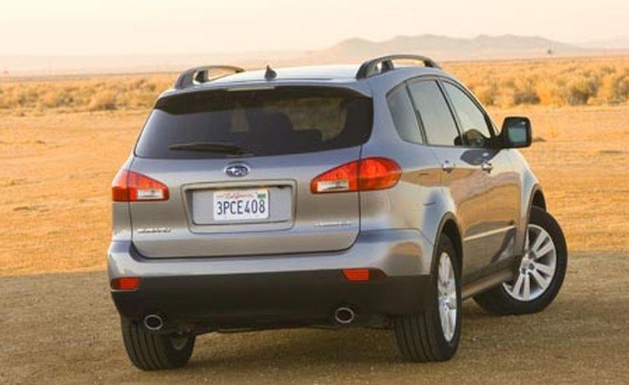 2008 Subaru Tribeca - Slide 4