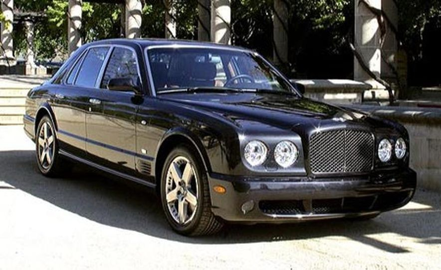 2007 Bentley Arnage T - Slide 5