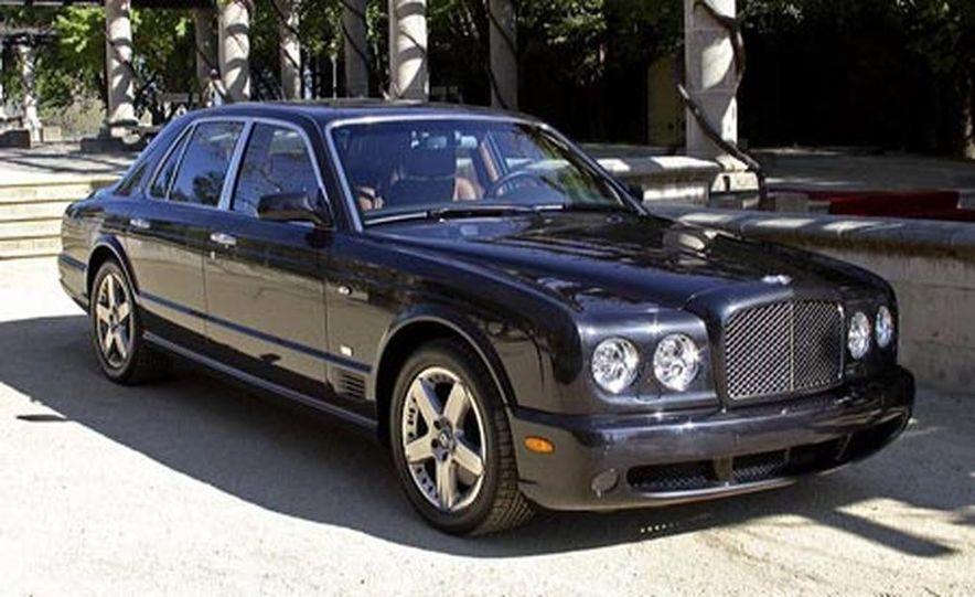 2007 Bentley Arnage T - Slide 7