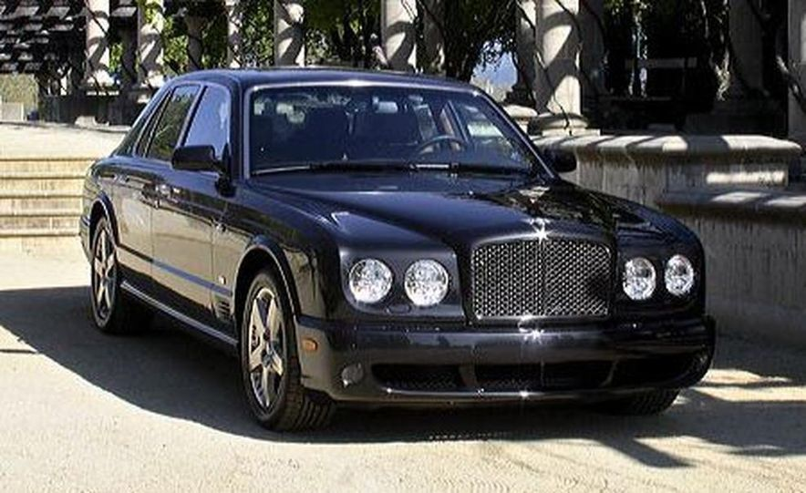 2007 Bentley Arnage T - Slide 8