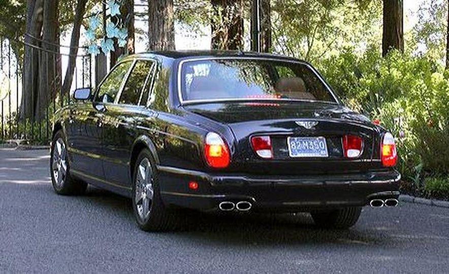 2007 Bentley Arnage T - Slide 9