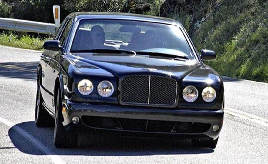 2007 Bentley Arnage T - Slide 10