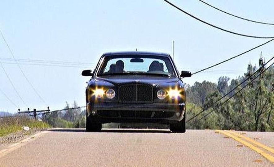 2007 Bentley Arnage T - Slide 11