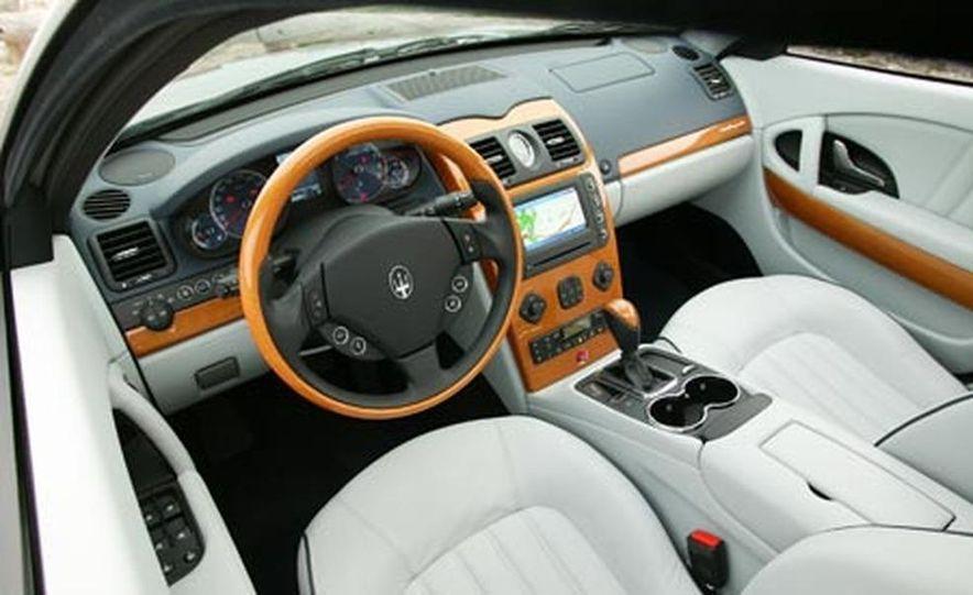 2007 Maserati Quattroporte automatic - Slide 14