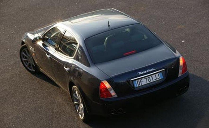2007 Maserati Quattroporte automatic - Slide 3