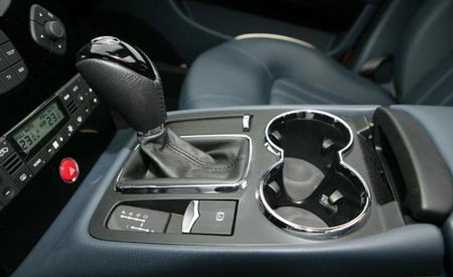 2007 Maserati Quattroporte automatic - Slide 17