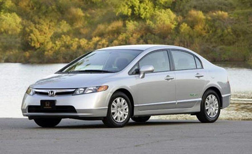 2007 Honda Civic GX - Slide 1