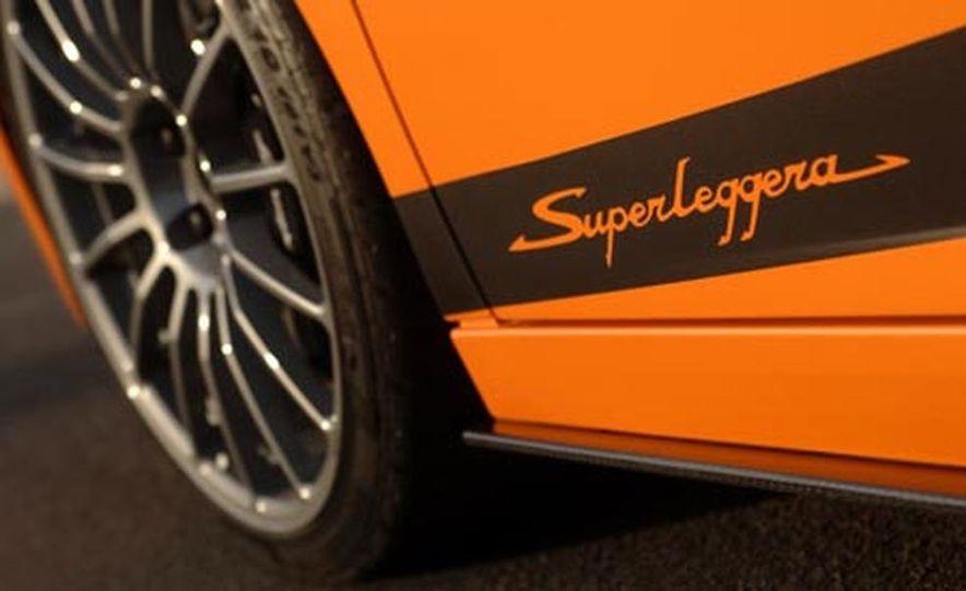 2007 Lamborghini Gallardo Superleggera - Slide 18