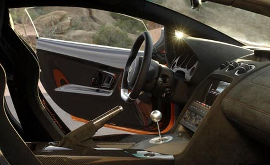 2007 Lamborghini Gallardo Superleggera - Slide 19