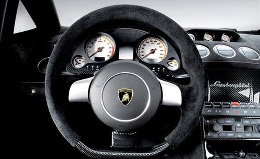 2007 Lamborghini Gallardo Superleggera - Slide 22