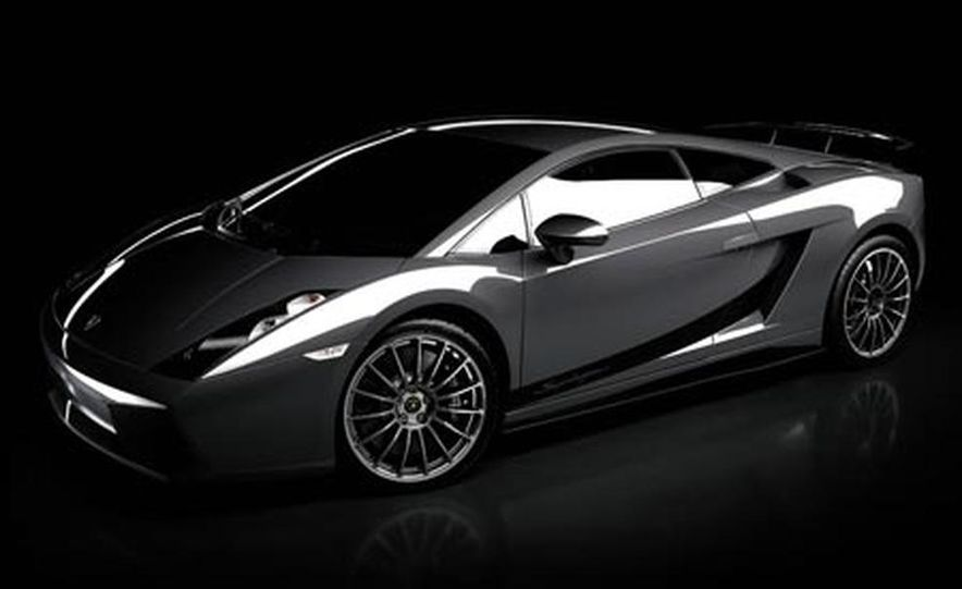 2007 Lamborghini Gallardo Nera - Slide 3