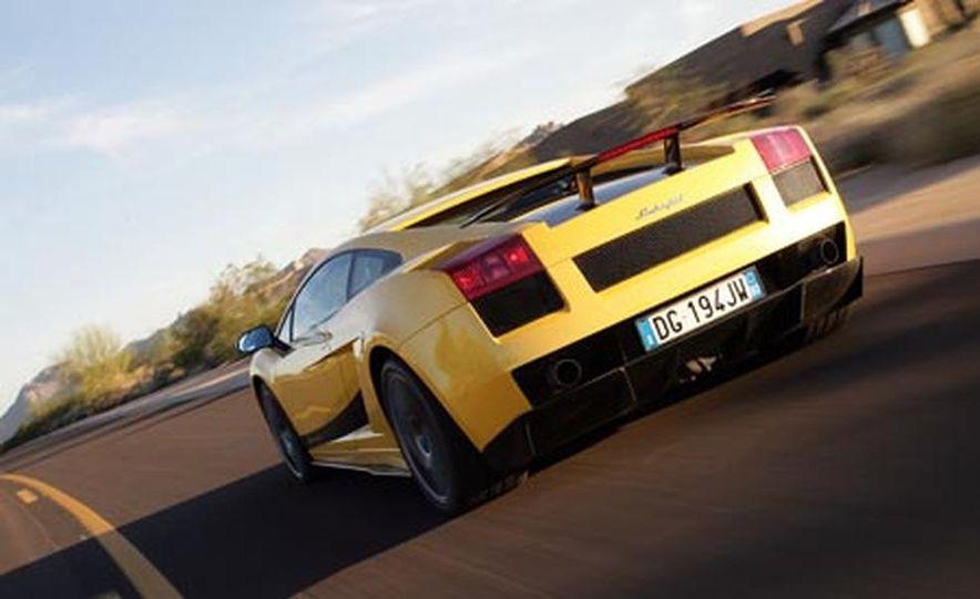 2007 Lamborghini Gallardo Superleggera - Slide 12