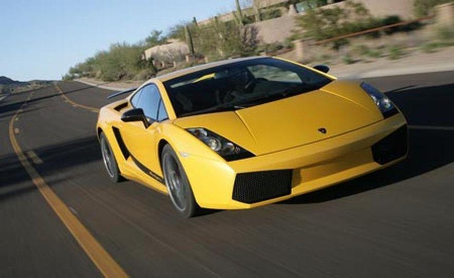 2007 Lamborghini Gallardo Superleggera - Slide 15