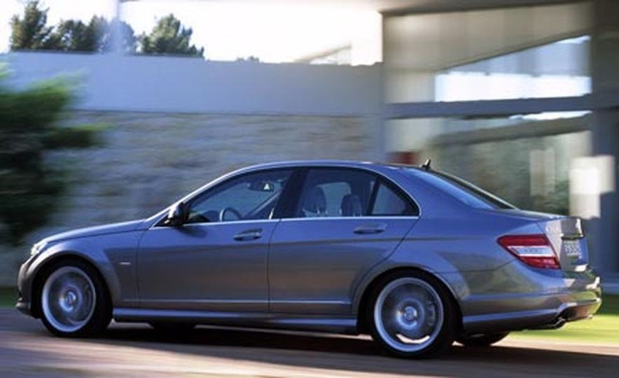 2008 Mercedes-Benz C350 Sport - Slide 9