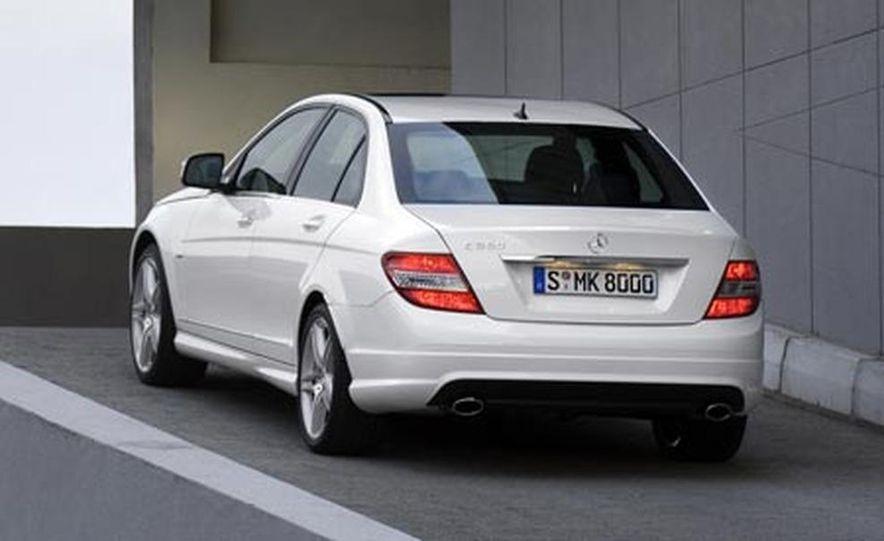 2008 Mercedes-Benz C350 Sport - Slide 4