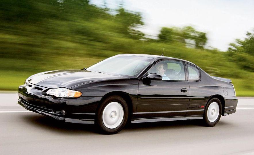2002 Chevrolet Monte Carlo SS - Slide 1