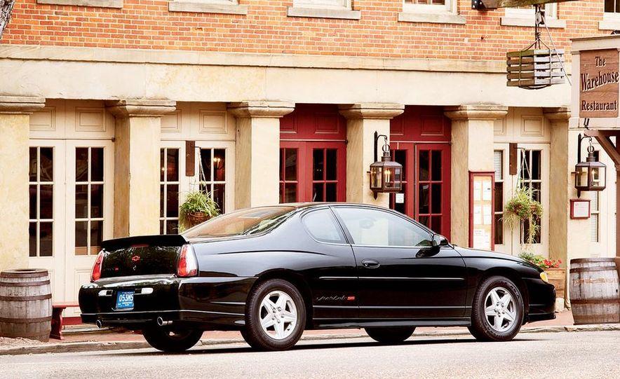 2002 Chevrolet Monte Carlo SS - Slide 2