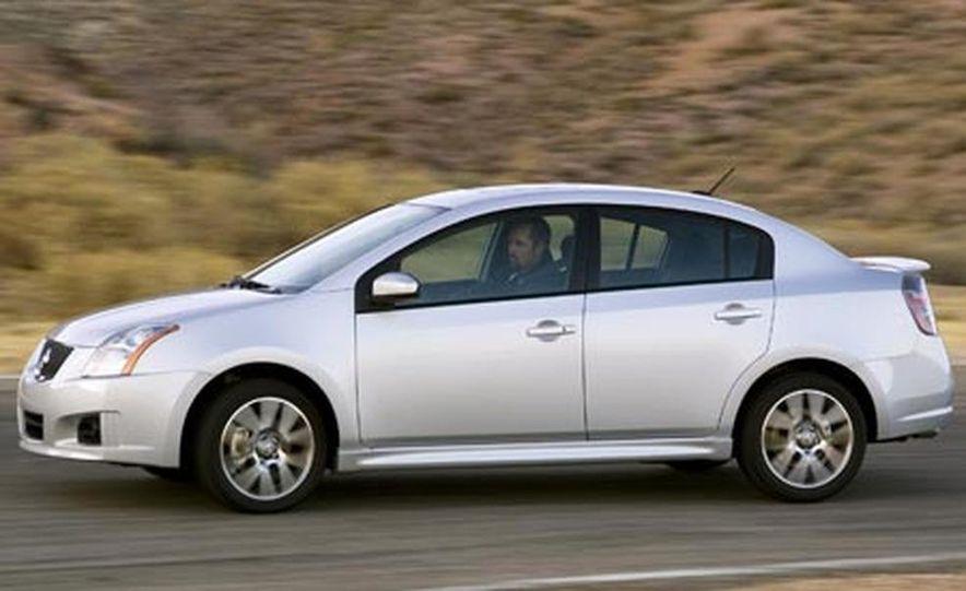 2007 Nissan Sentra SE-R - Slide 6