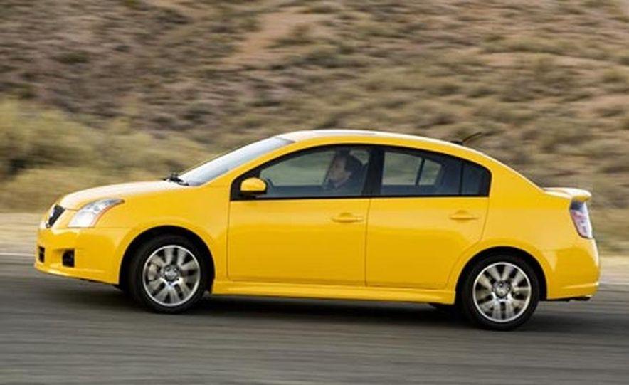 2007 Nissan Sentra SE-R - Slide 15