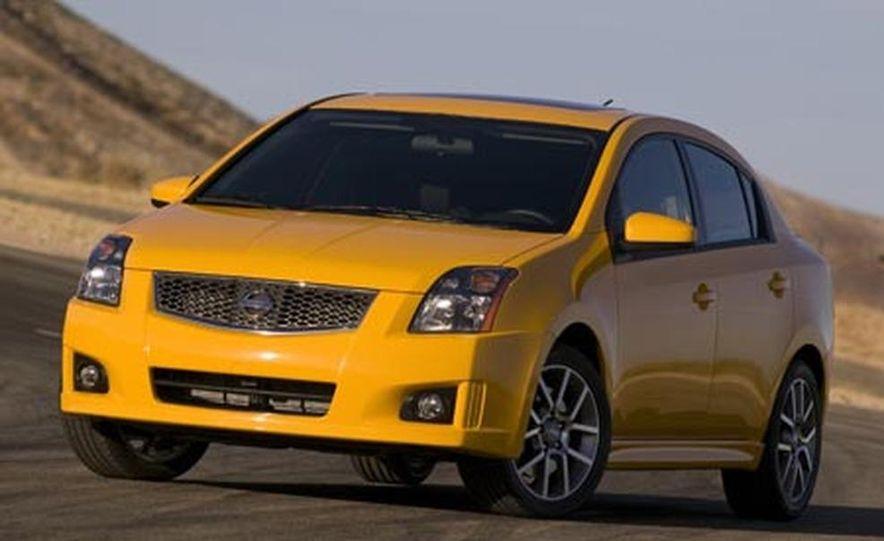 2007 Nissan Sentra SE-R - Slide 18