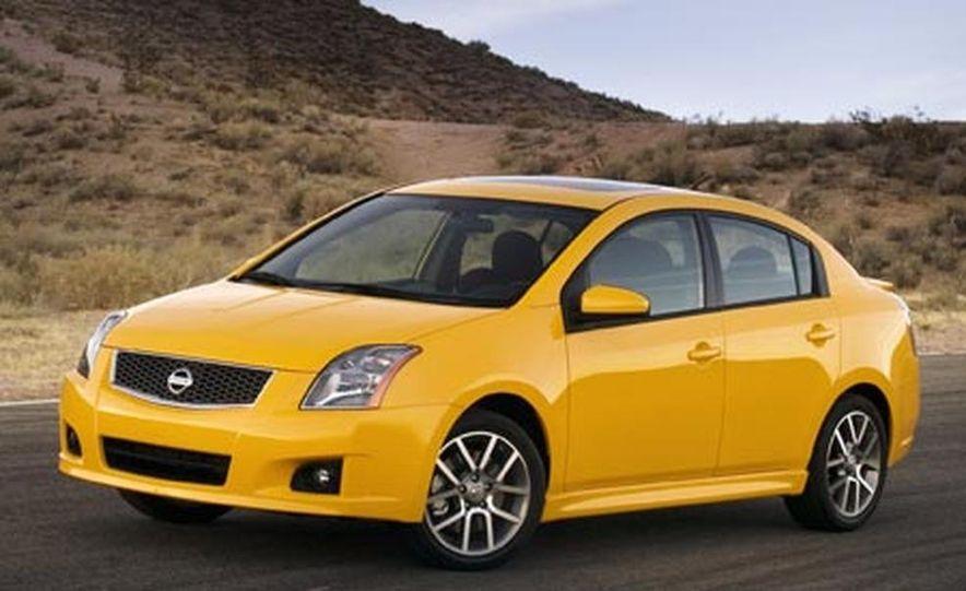2007 Nissan Sentra SE-R - Slide 20