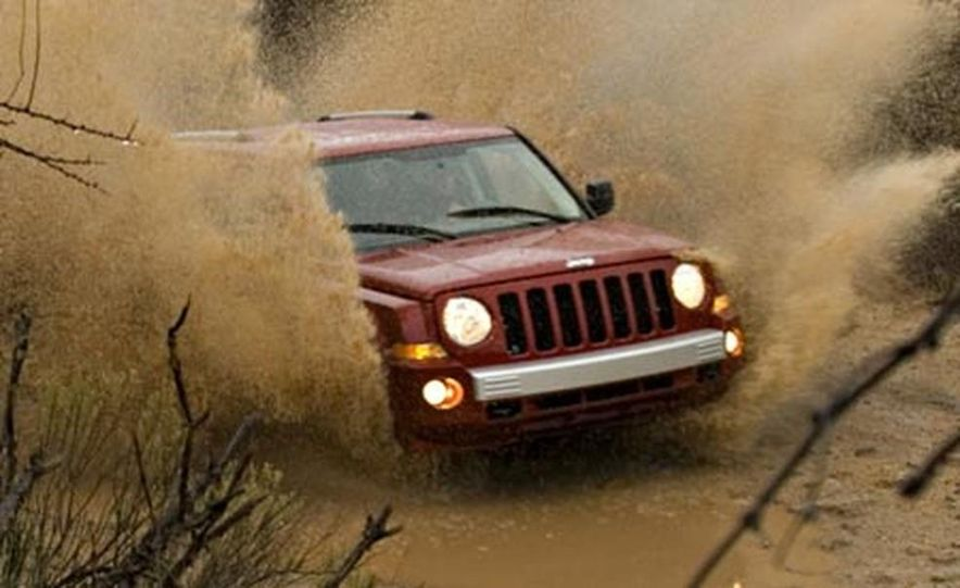 2007 Jeep Patriot - Slide 1