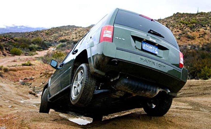 2007 Jeep Patriot - Slide 4