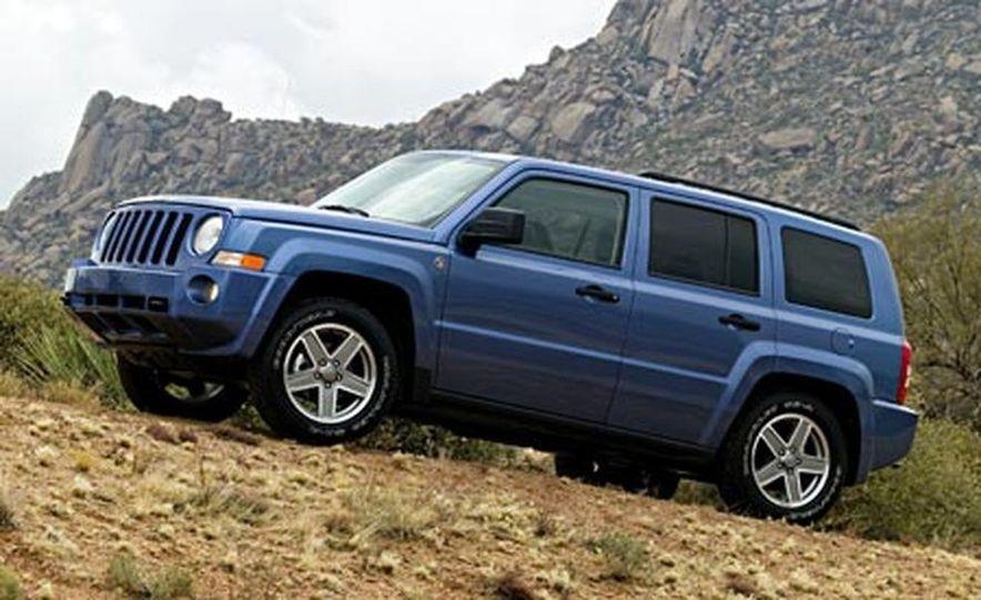 2007 Jeep Patriot - Slide 6