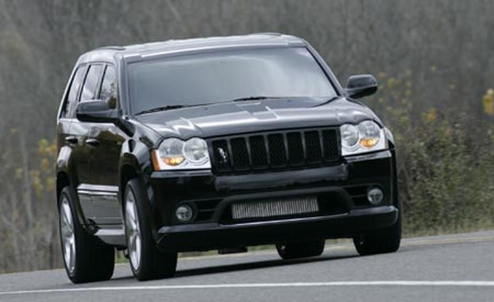 2007 Hennessey Grand Cherokee SRT600 Pictures  Photo Gallery