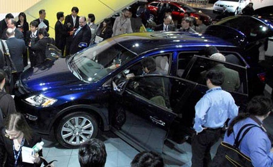 2007 Mazda CX-9 - Slide 4