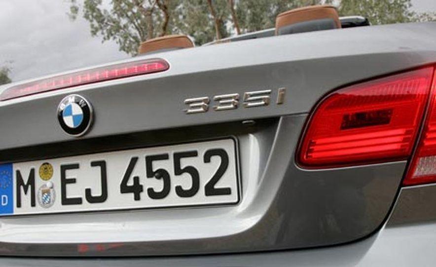 2008 BMW 335i Cabriolet - Slide 14
