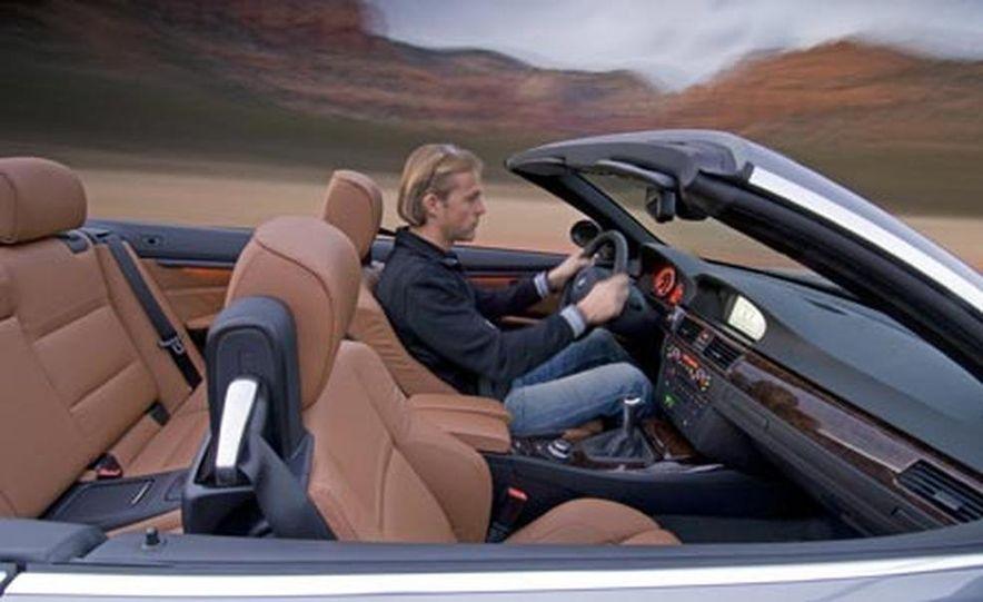 2008 BMW 335i Cabriolet - Slide 20