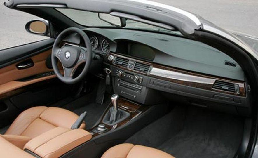 2008 BMW 335i Cabriolet - Slide 21