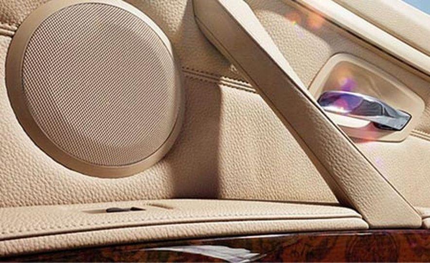 2008 BMW 335i Cabriolet - Slide 42