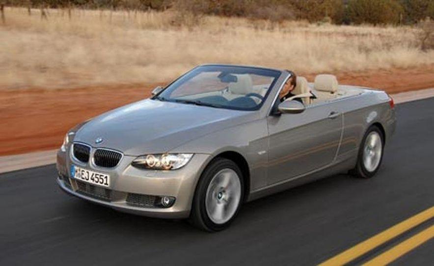 2008 BMW 335i Cabriolet - Slide 1